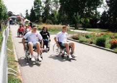 Besídka s brankáři i štafeta na vozíčku. Kohouti opět zavítají na Moravia Sport Expo