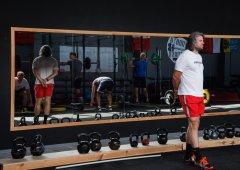 Kohouti si opět zpestřili letní přípravu tréninkem v Ultimate Fitness