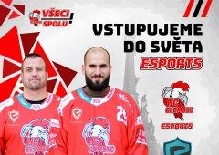 HC Olomouc vstupuje do světa esports!