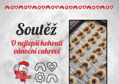 Vánoce s Kohouty, díl druhý. Hokejisté zpříjemní svátky na dětské onkologii