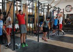 Hanáci si zpestřili letní přípravu návštěvou Ultimate Fitness, dostali pořádně zabrat