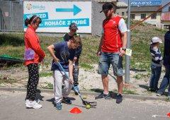 Na Poděbradech proběhne Odpoledne plné zábavy, za dětmi dorazí i hráči A-týmu