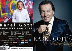 Karel Gott v rámci svého turné navštíví i Olomouc