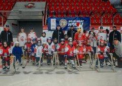 Pojď hrát hokej potřetí v Olomouci!