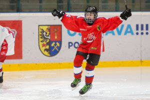 FOTO: Exhibice žáků HC RT TORAX Poruba lákala na Týden hokeje