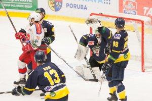 SESTŘIH: HC Slovan Ústí nad Labem vs HC RT TORAX Poruba 2011 3:4sn