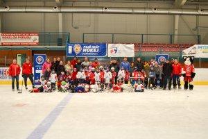 Přijďte v úterý 21. ledna v 17:00 do RT TORAX ARENY na akci Týden hokeje