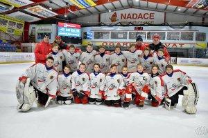Vánoční turnaj ročníku 2007 a mladších v Brumově-Bylnici