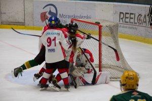 Žákovské okénko: Rozjezd hokejových soutěží Moravskoslezského hokeje