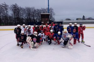 Trenérský blog: Sedmáci si užili zápas v Bruntále