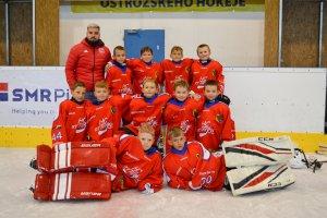 """Čtvrtá třída sedmá na mezinárodním turnaji """"Moravia Cup 2021"""" v Uherském Ostrohu"""