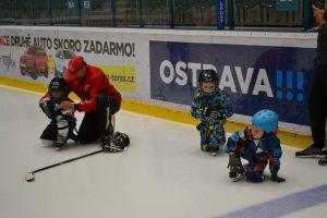 Nové hokejové naděje na půdě HC RT TORAX