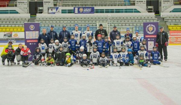 Akce Pojď hrát hokej přivedla na led nové zájemce o tento krásný sport