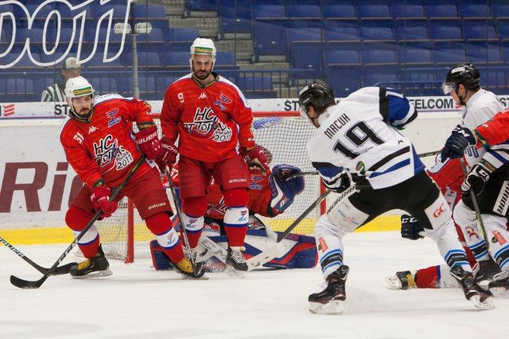 Chance liga rozlosována! HC RT TORAX Poruba 2011 vyzve na úvod Havířov