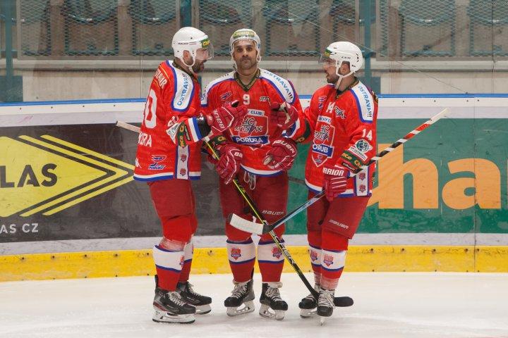 Pro mě je důležitý týmový úspěch, hlásá zkušený Petr Kanko
