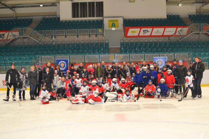FOTOGALERIE: Týden hokeje aneb Pojď hrát hokej