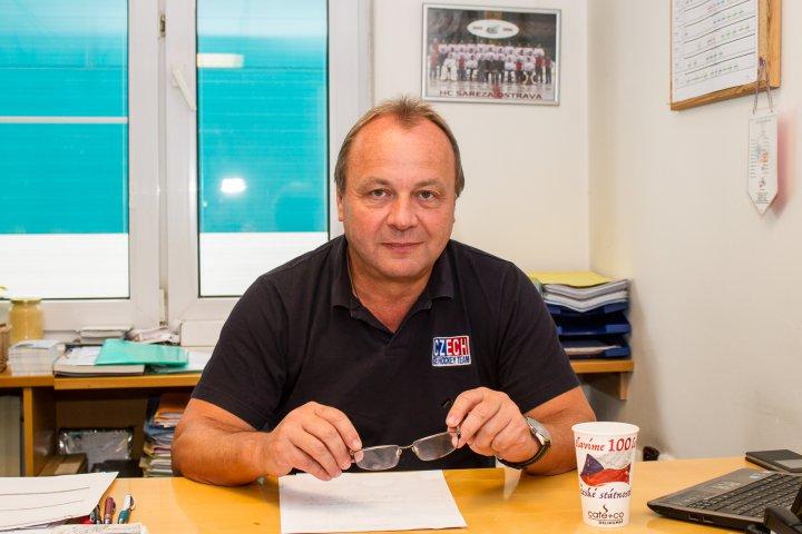 Podpora fanoušků byla úžasná, těší generálního manažera Pavla Hinnera. A jaké má cíle?
