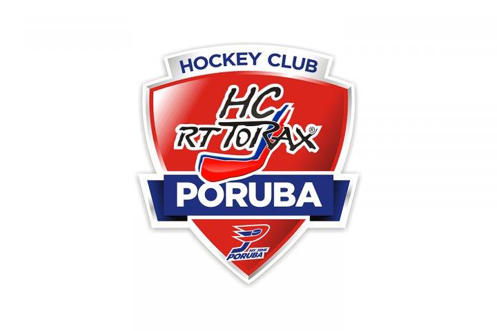 HC RT TORAX Poruba 2011 mění tvář! Do nové sezóny s novým logem