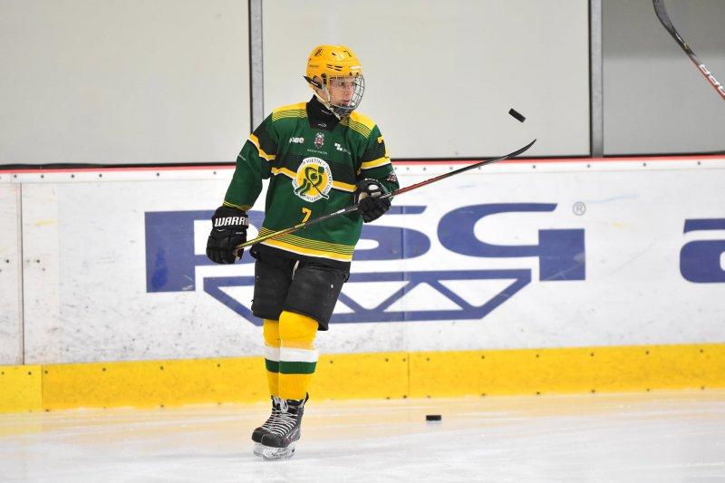 Tři zápasy ve čtyřech dnech: Hokejem se bavím, říká dorostenec Tomáš Ürge