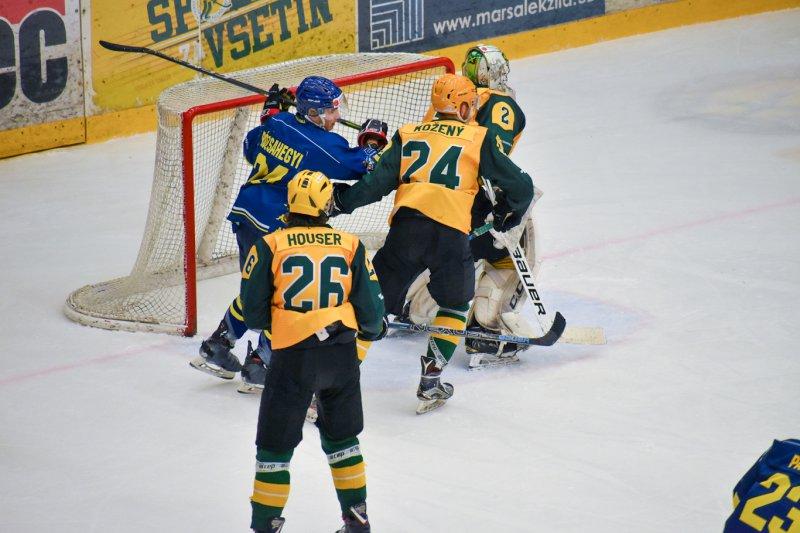 Juniorka obsadila na turnaji v Přerově třetí místo