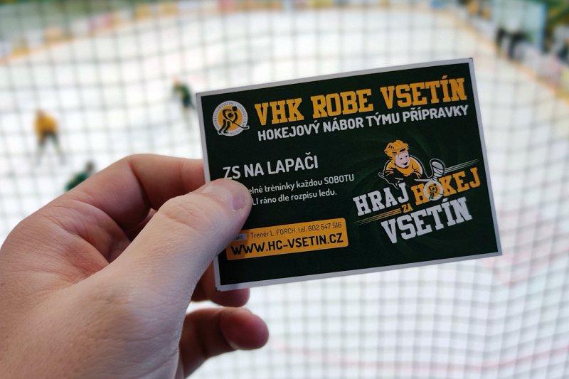 Přijďte si v pátek na Lapač užít první Den sportu na Vsetíně. Hokejisté zpestří akci autogramiádou
