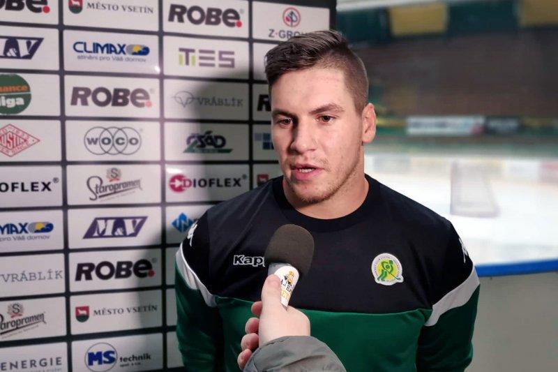 VIDEO: První zápas za tři body? Cítil jsem se dobře, přiznává nováček Sebastian Gorčík