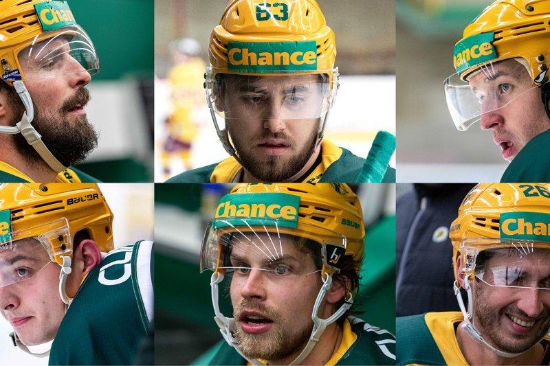 VIDEO: Vzpomínky na dětství, brzké vstávání i oslava titulu. Co řekli hokejisté VHK o Lapači?
