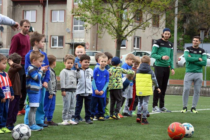 VIDEO: Hraj hokej za Vsetín! Uskutečnila se náborová akce pro děti