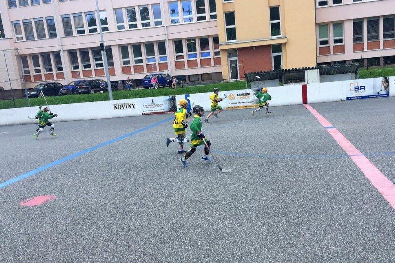 Pod vedením Tomáše Kunety trénuje v létě i pátá a šestá třída