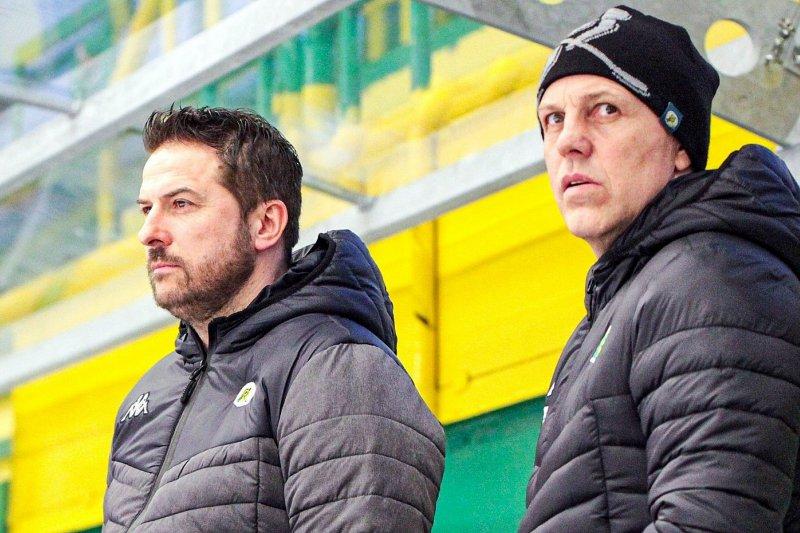 A-tým v nové sezoně povedou Roman Stantien a Jan Srdínko