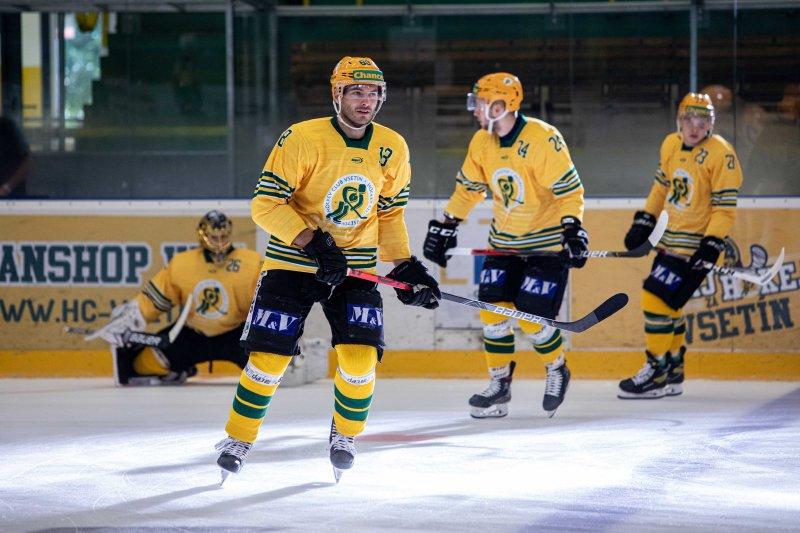 Čtvrtý přípravný zápas odehraje Vsetín v úterý na ledě Prostějova