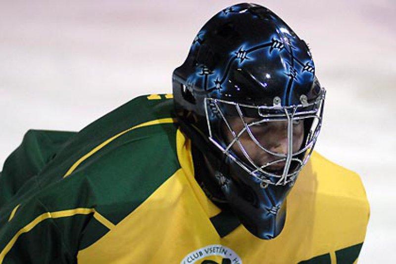 Šumperku jsme hodně znepříjemnili hokej, pochvaluje si brankář Plšek