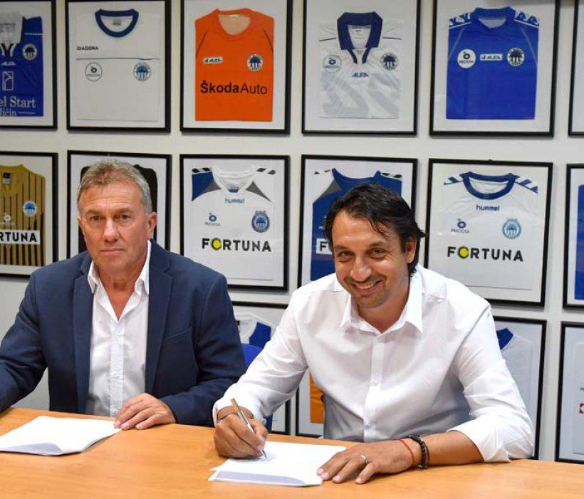 Neustart zur Saison 2018/19 mit Zsolt Hornyák und Zdeněk Koukal