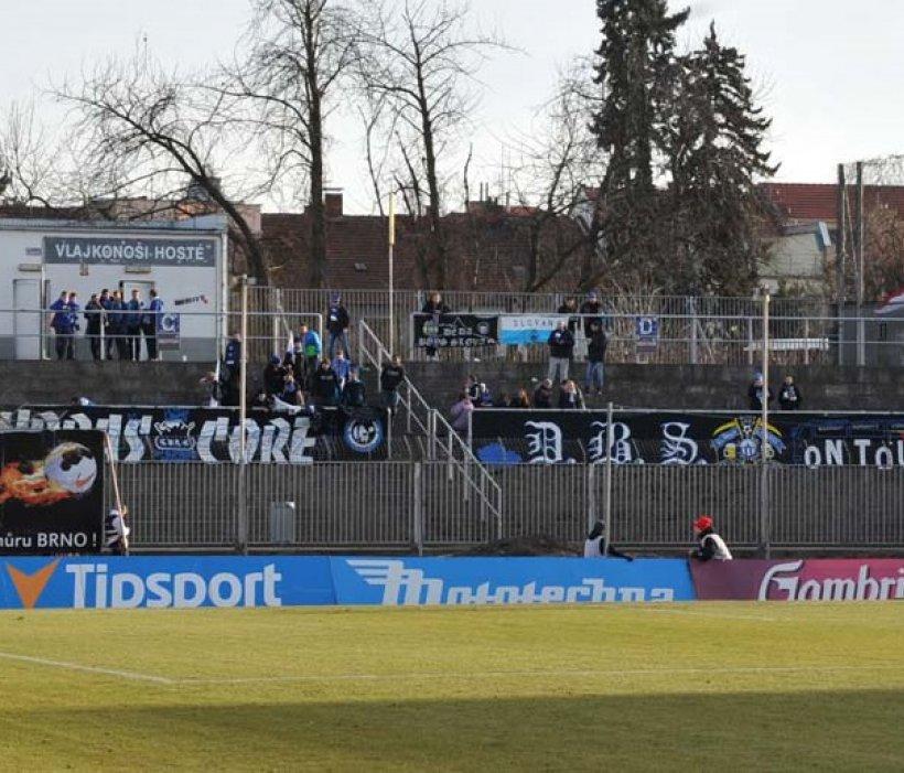 Vorbericht: Auswärtsspiel im Zweitligastadion - Opava gegen Slovan in Brno
