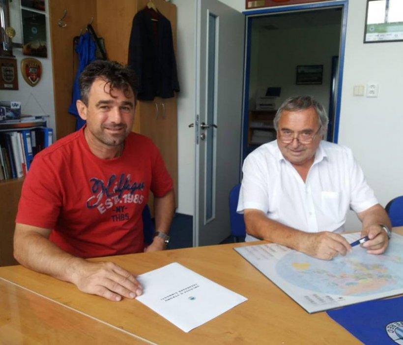 Trainer Hornyak holt Branislav Sokoli als seinen Assistenten
