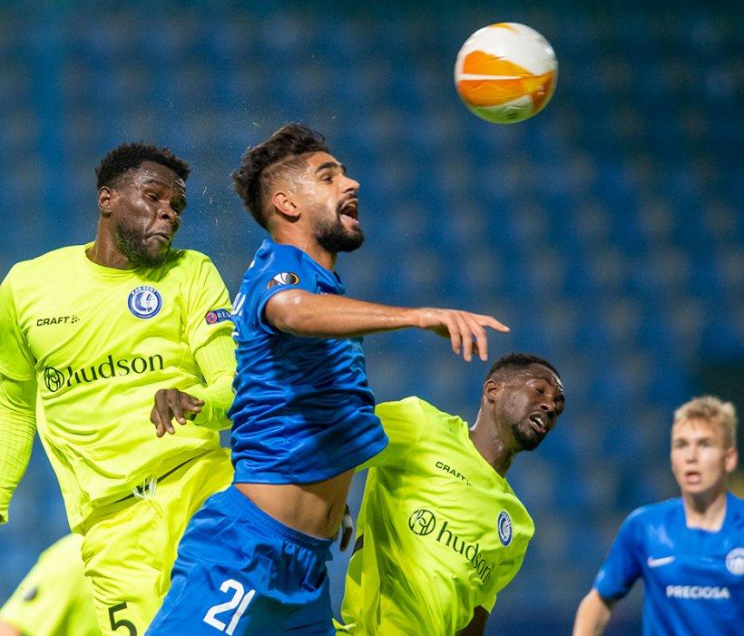 Auftaktsieg gegen überraschend schwache Belgier - 1:0 gegen den KAA Gent