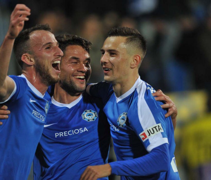 Spielbericht & Video: Nešický und Nguyen machen den 1:0-Sieg bei Slovácko klar