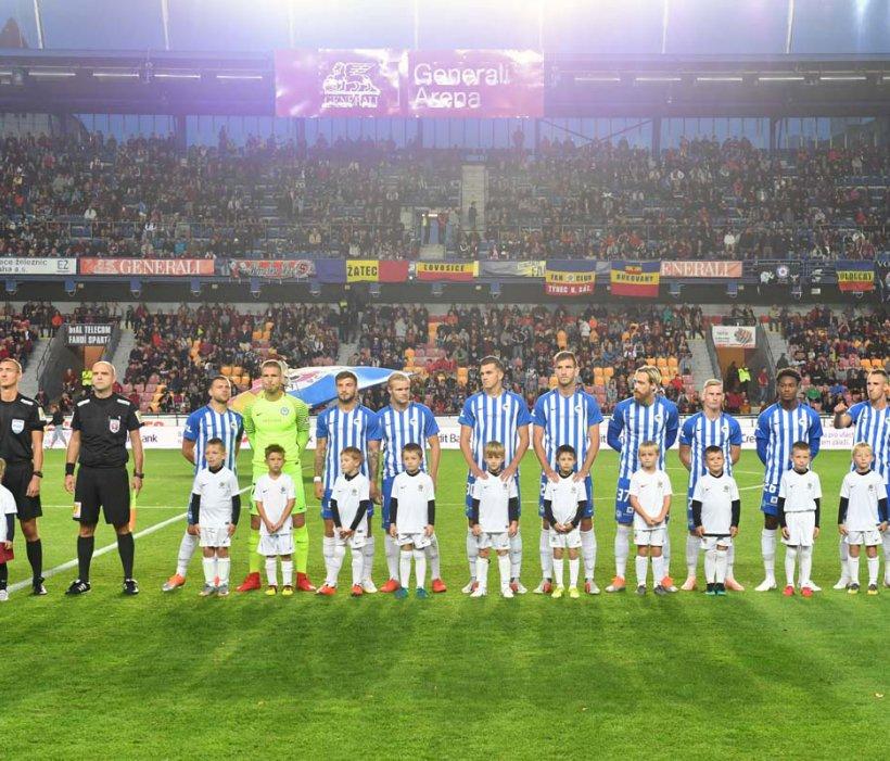 Vorbericht: Im Stadion Letná sind wir mal wieder alles anderes als Favorit