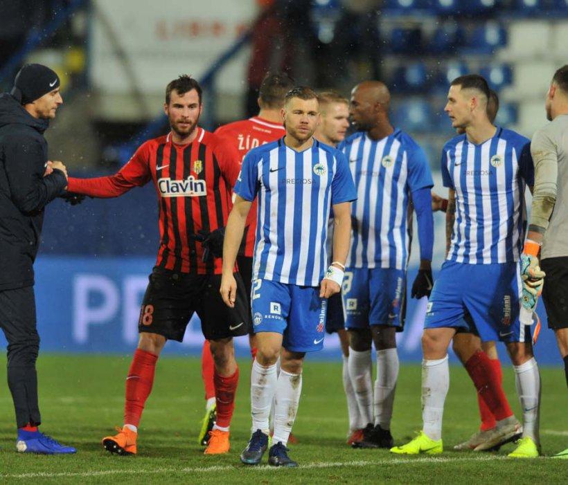 Im Video: Die Niederlage gegen Opava mit unrühmlichem Abschied von Petr Ševčík