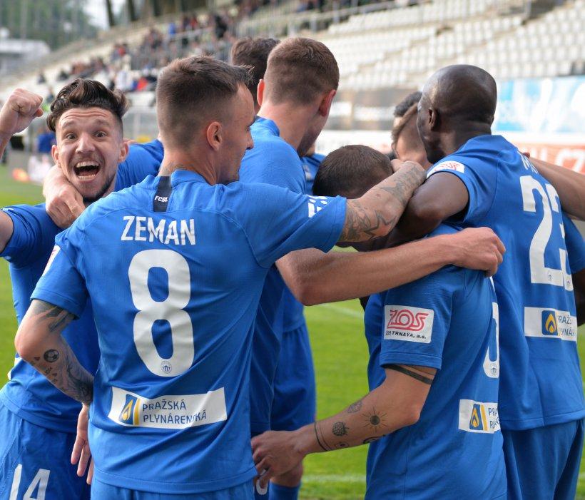 Der Jeschken ist blau-weiss - Malinský trifft zum verdienten Derbysieg