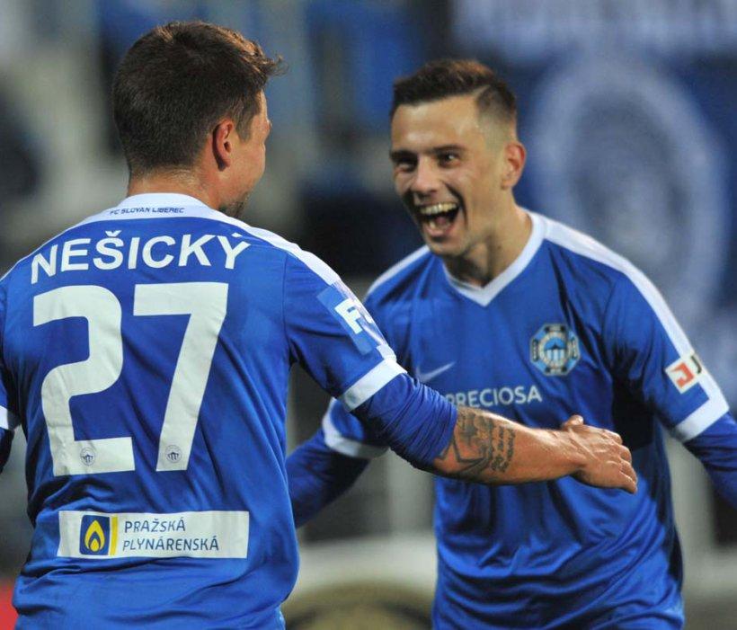 Aleš Nešický spricht mit uns im Interview über seinen allerersten Ligatreffer