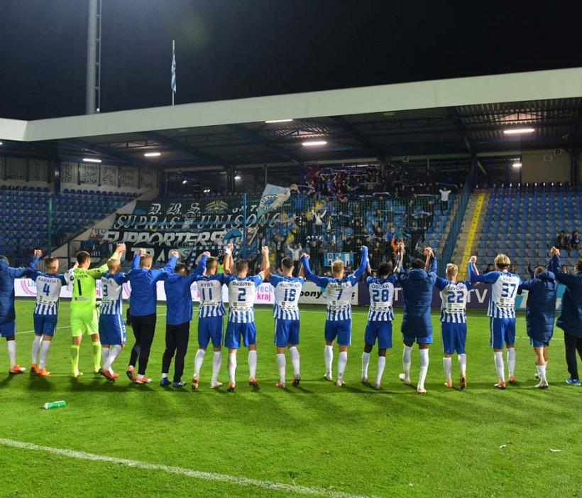 Aktion für die nächsten beiden Heimspiele - Prostějov und Budějovice zum Sonderpreis!