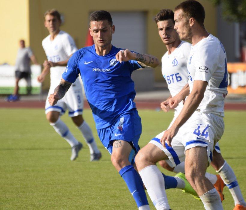 Knappe Niederlage gegen Dynamo Moskau trotz guter Leistung
