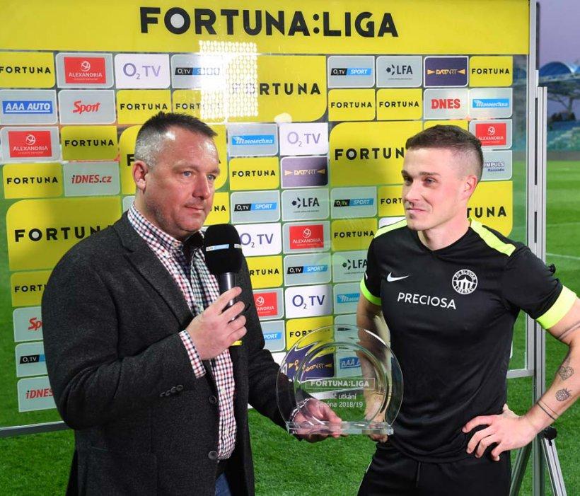 Tomáš Malinský: Es war eine Schinderei, aber das Tor musste fallen!