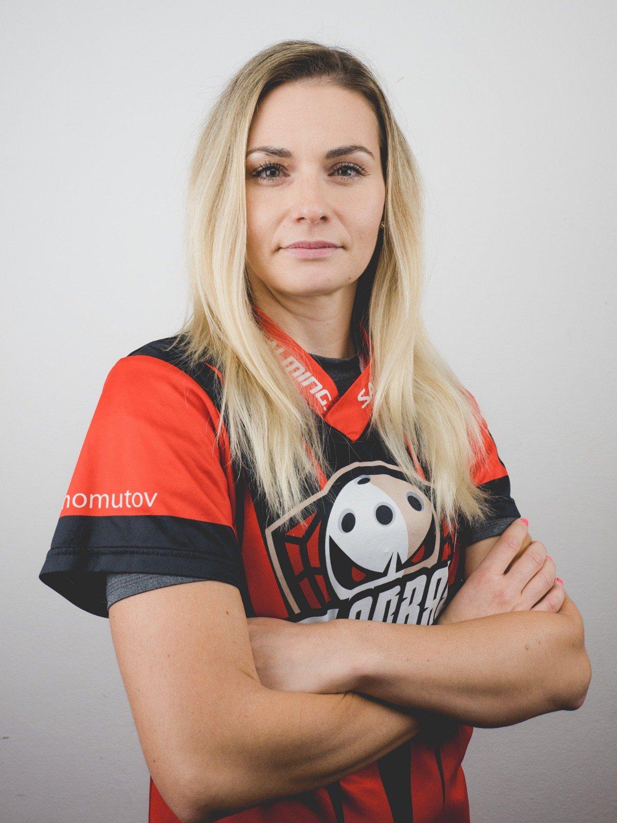 Lenka Čiháková #10