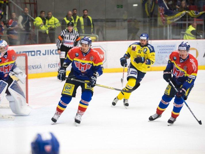 České hokejové týmy