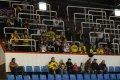 Hosty z Českých Budějovic přijela podpořit početná skupina fanoušků