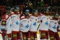 Veselí v hokejovém týmu