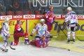 Následoval i druhý faul Čalouna a Budějovice mohli hrát 5 na 3