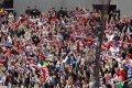 Absolutorium - fandové Budějovic vytvořili svým hráčům téměř domácí atmosféru!
